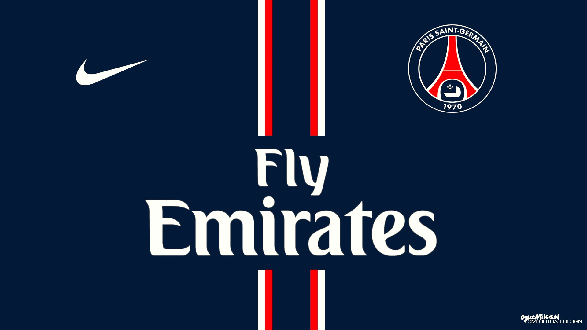 1920x1080 - Paris Saint-Germain F.C. Wallpapers 13