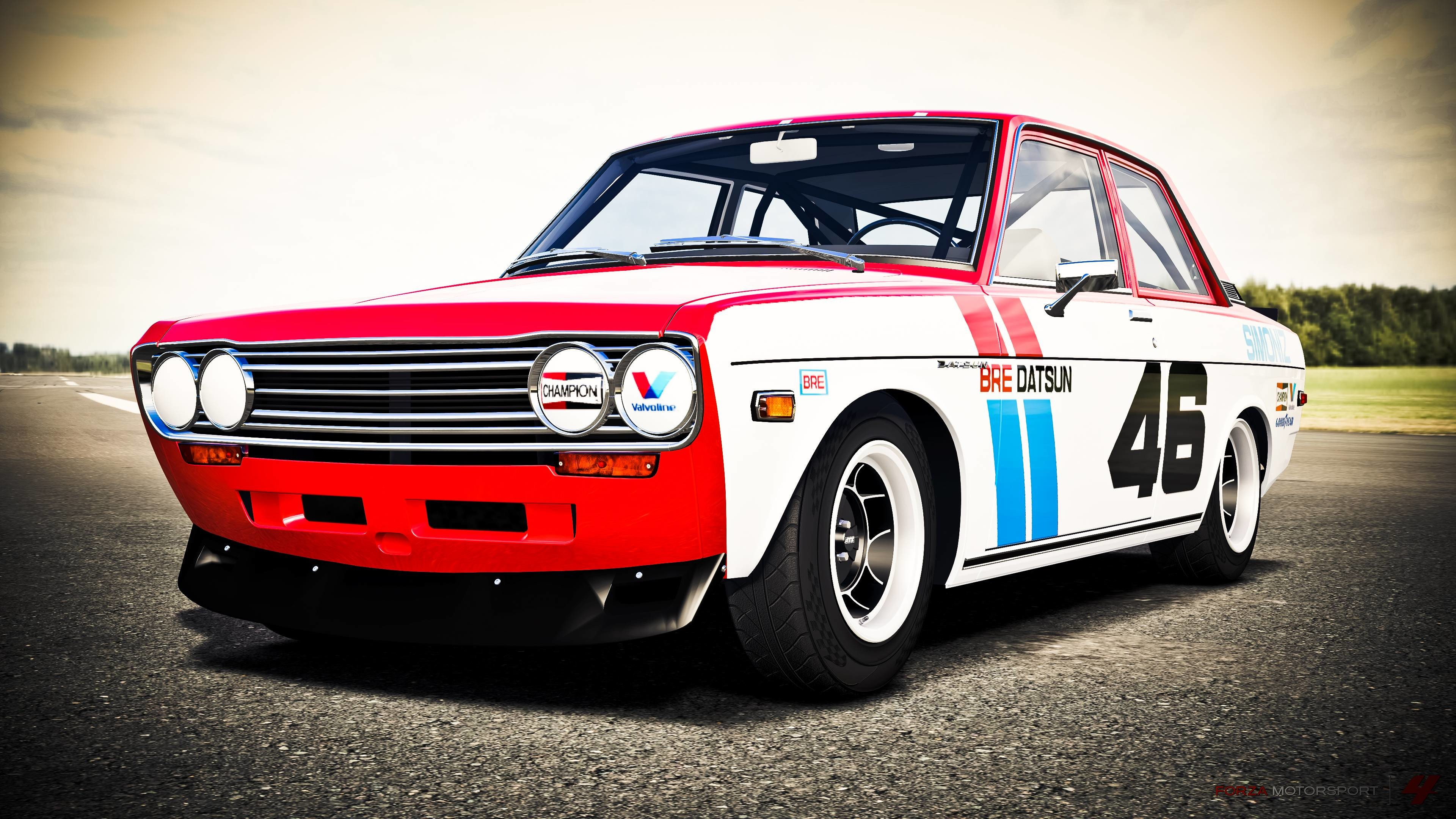 3840x2160 - Datsun Wallpapers 16