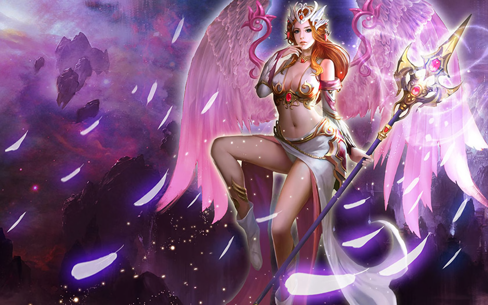 1920x1200 - League Of Angels HD Wallpapers 12