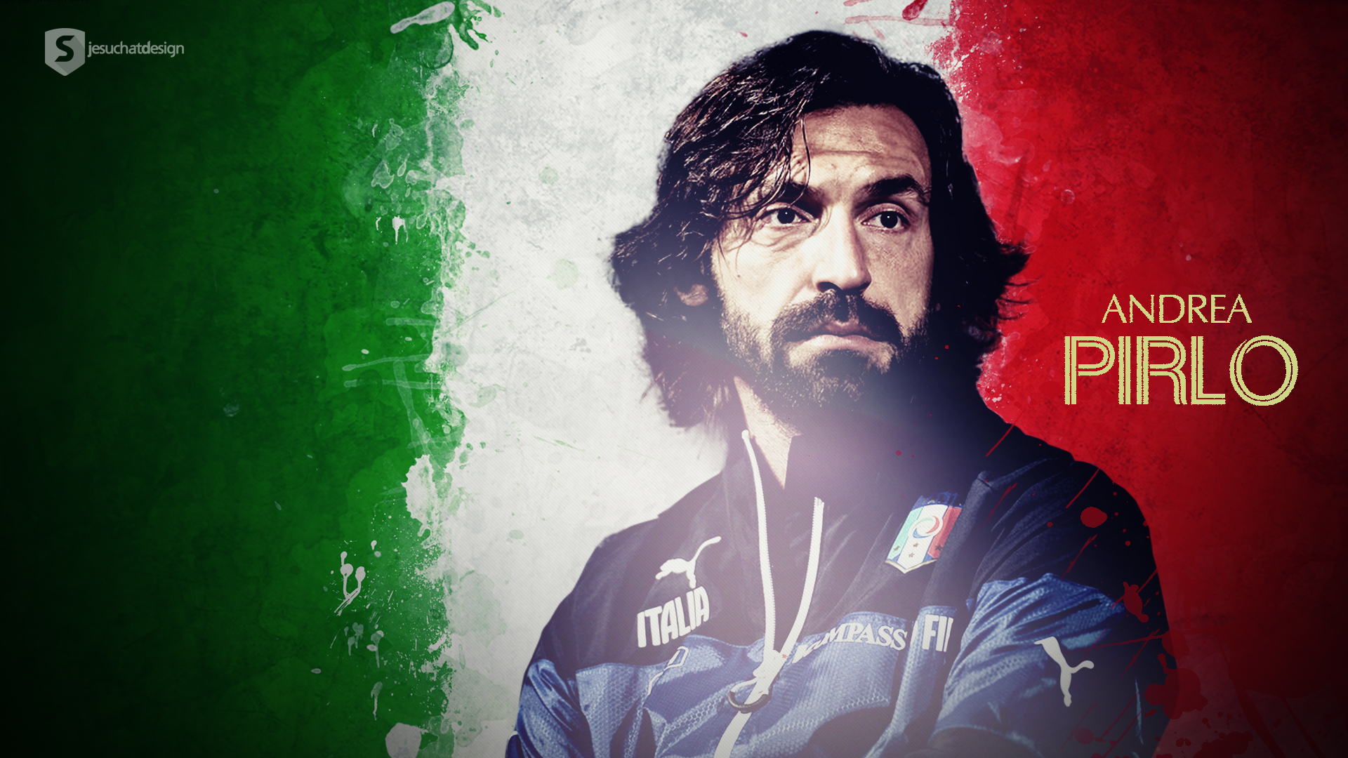 1920x1080 - Andrea Pirlo Wallpapers 2