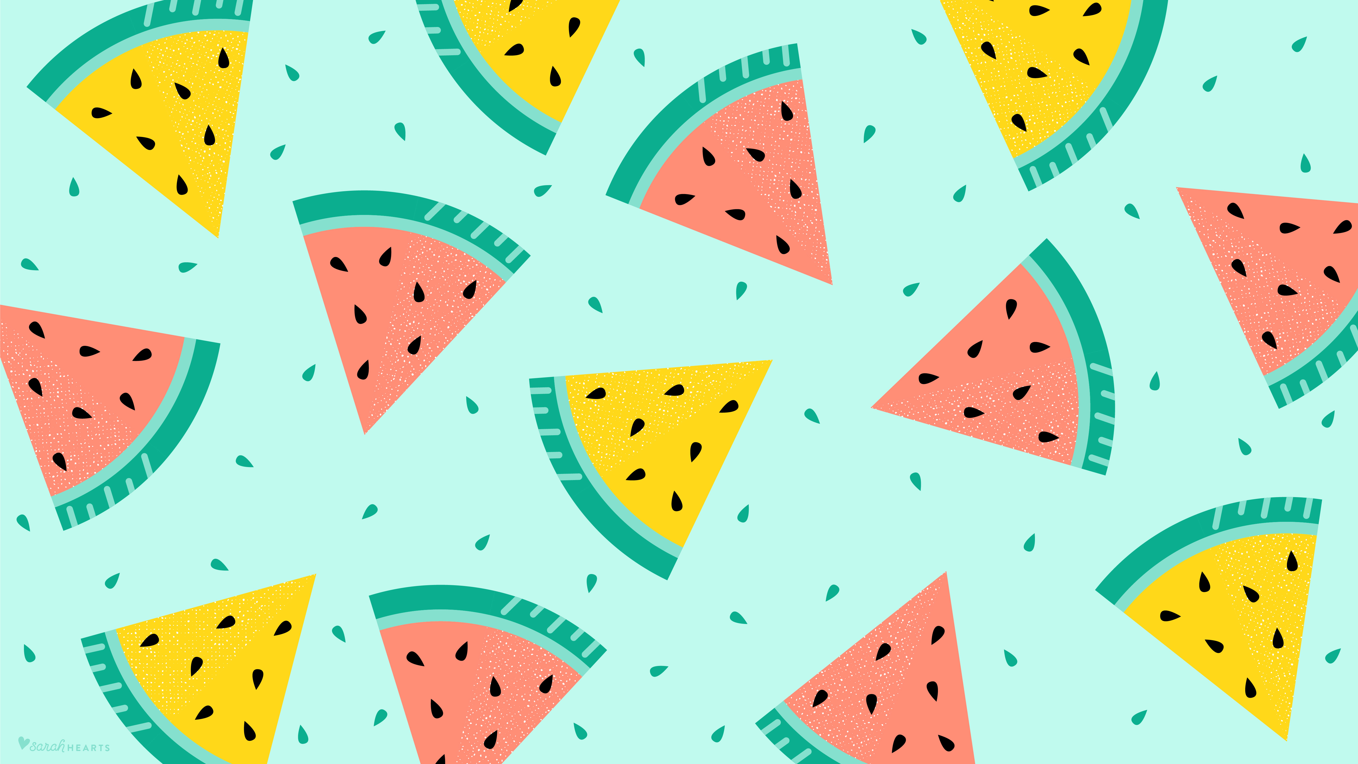 5334x3000 - Watermelon Wallpapers 27