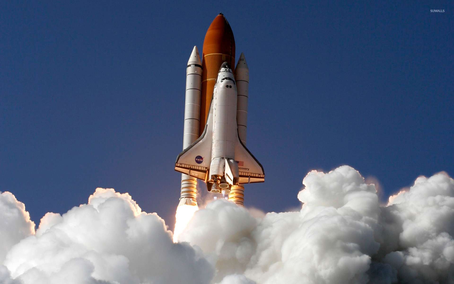 1920x1200 - Space Shuttle atlantis Wallpapers 9