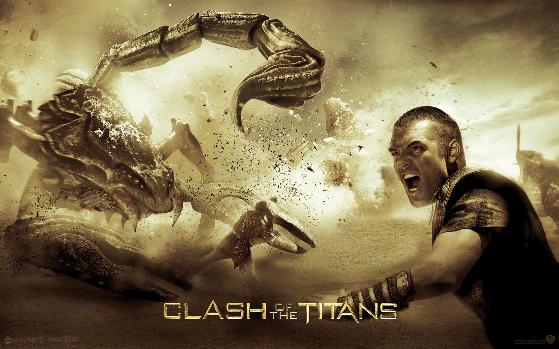 1920x1200 - Clash Of The Titans (2010) Wallpapers 2