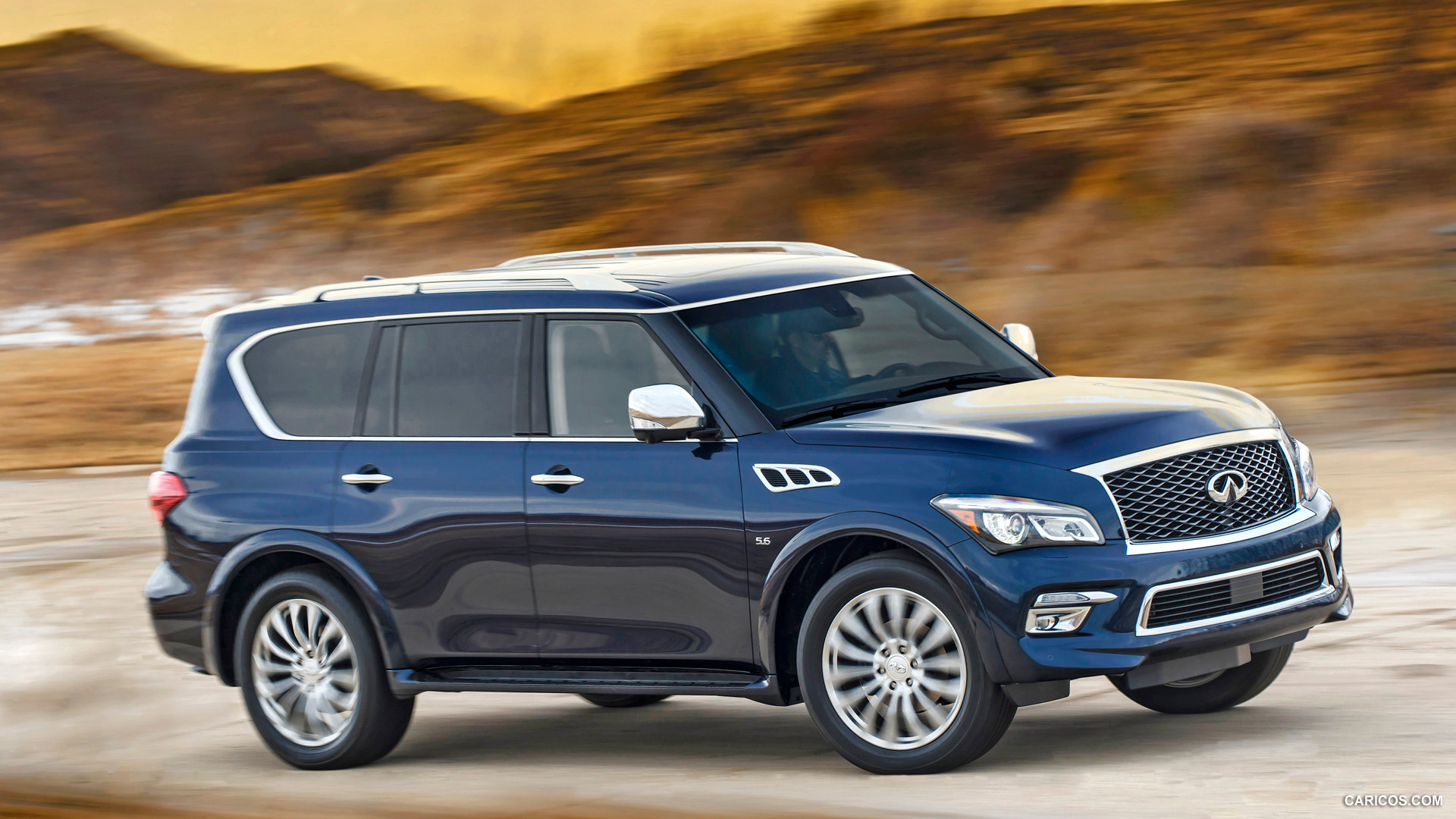 1920x1080 - Infiniti QX80 Wallpapers 12