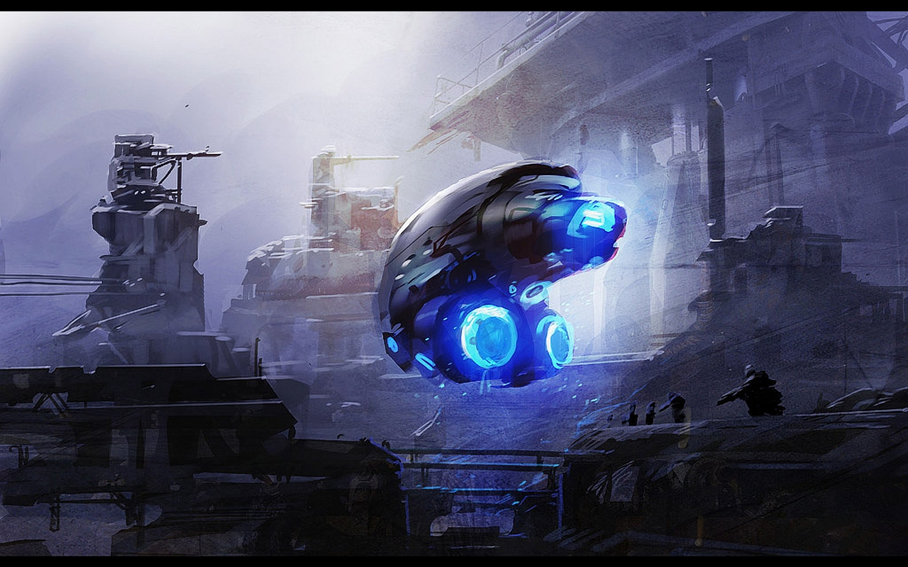1280x800 - Spaceship Wallpapers 30