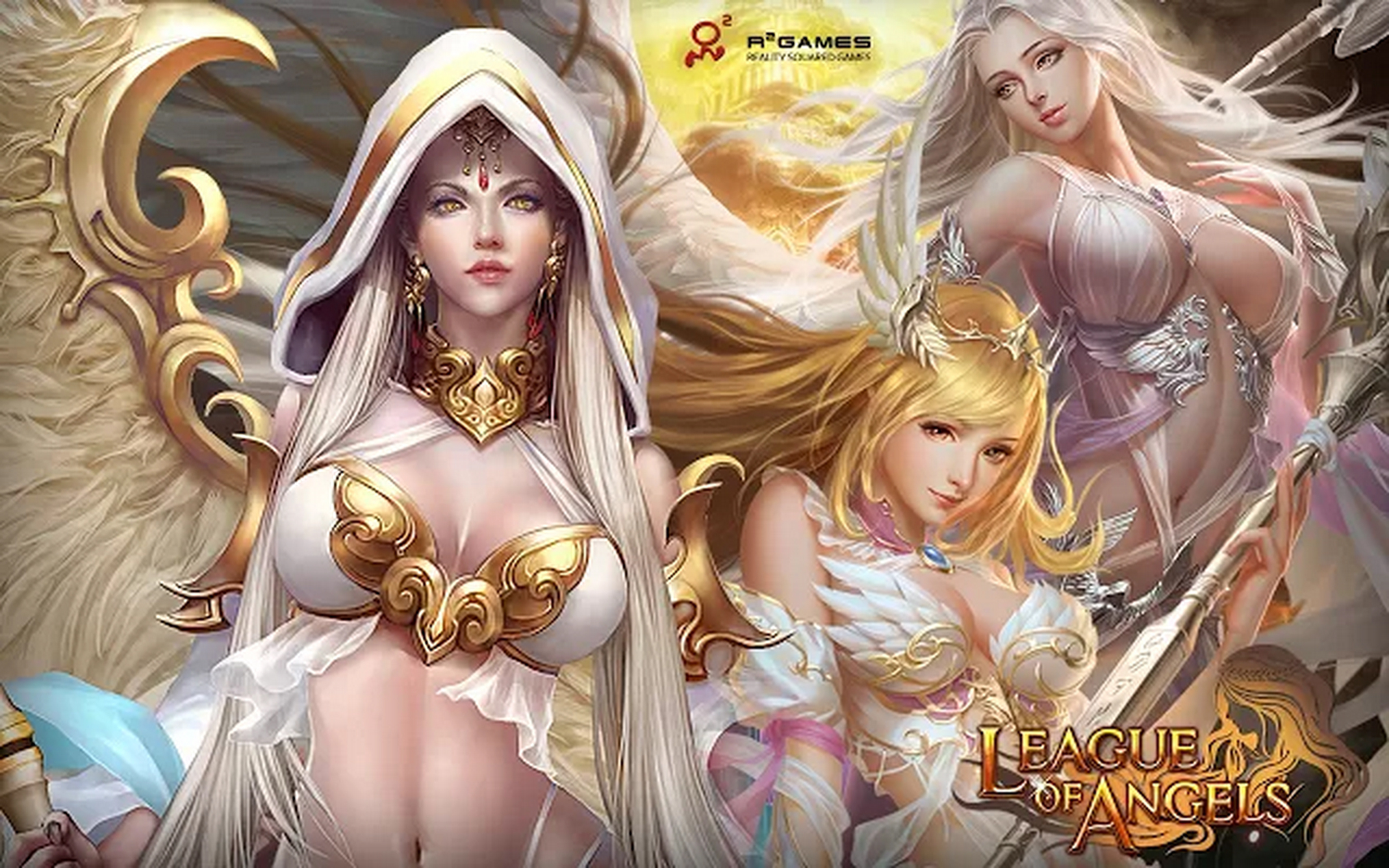 2560x1600 - League Of Angels HD Wallpapers 10