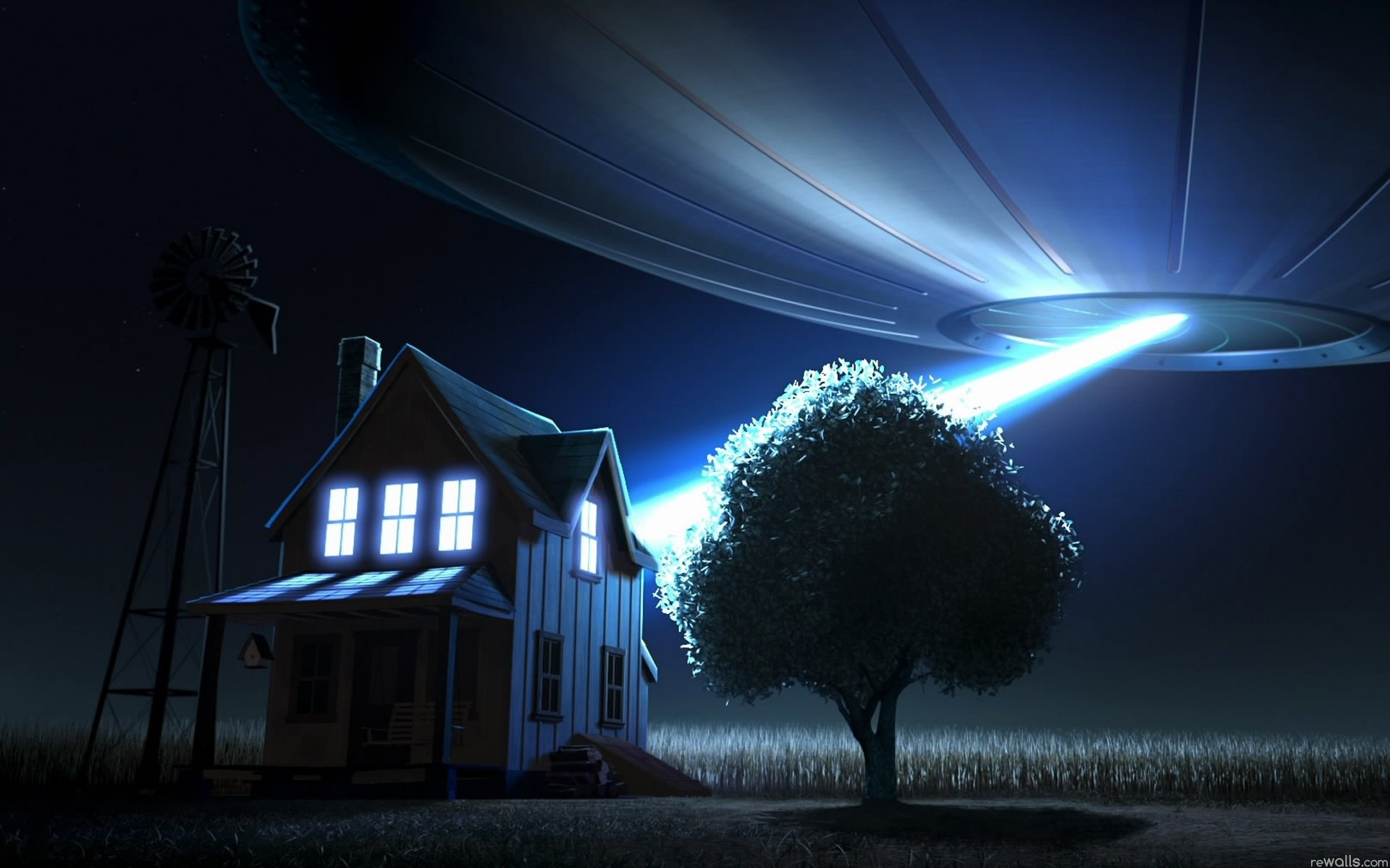 1920x1200 - UFO Wallpapers 2