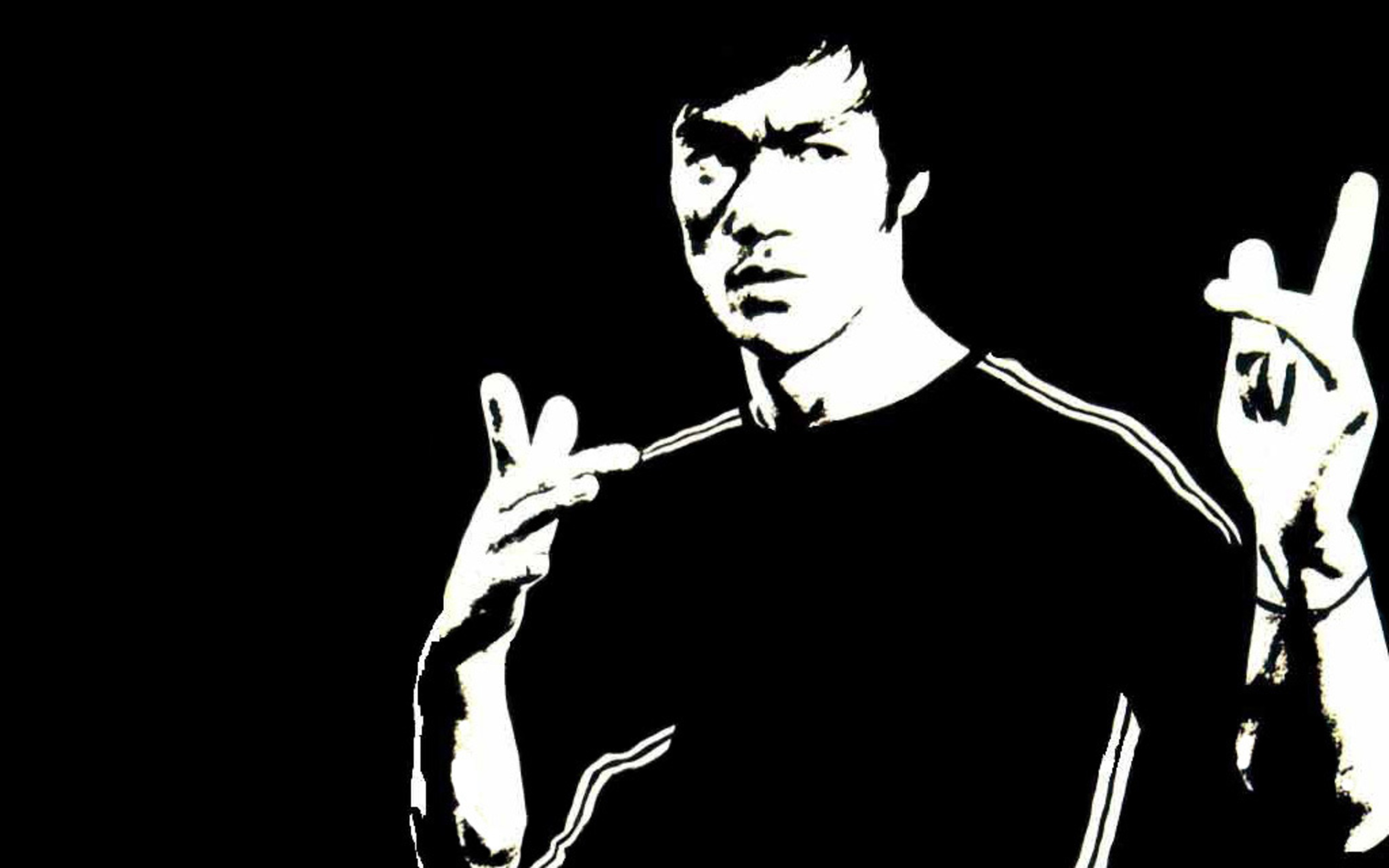 2560x1600 - Bruce Lee Wallpapers 22