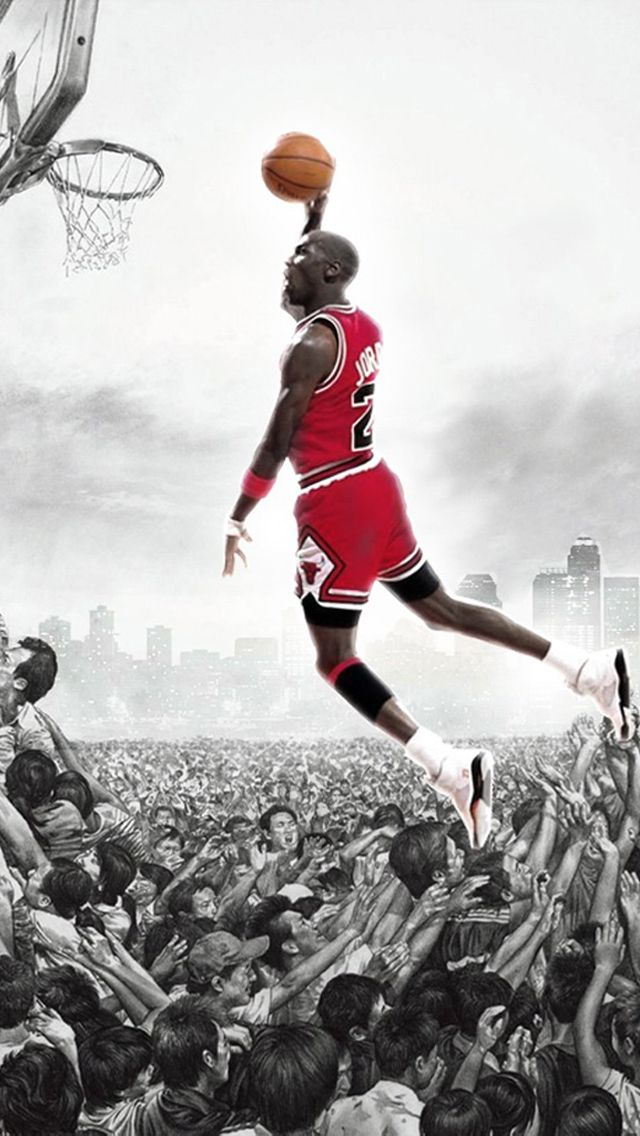 640x1136 - Michael Jordan Wallpapers 18