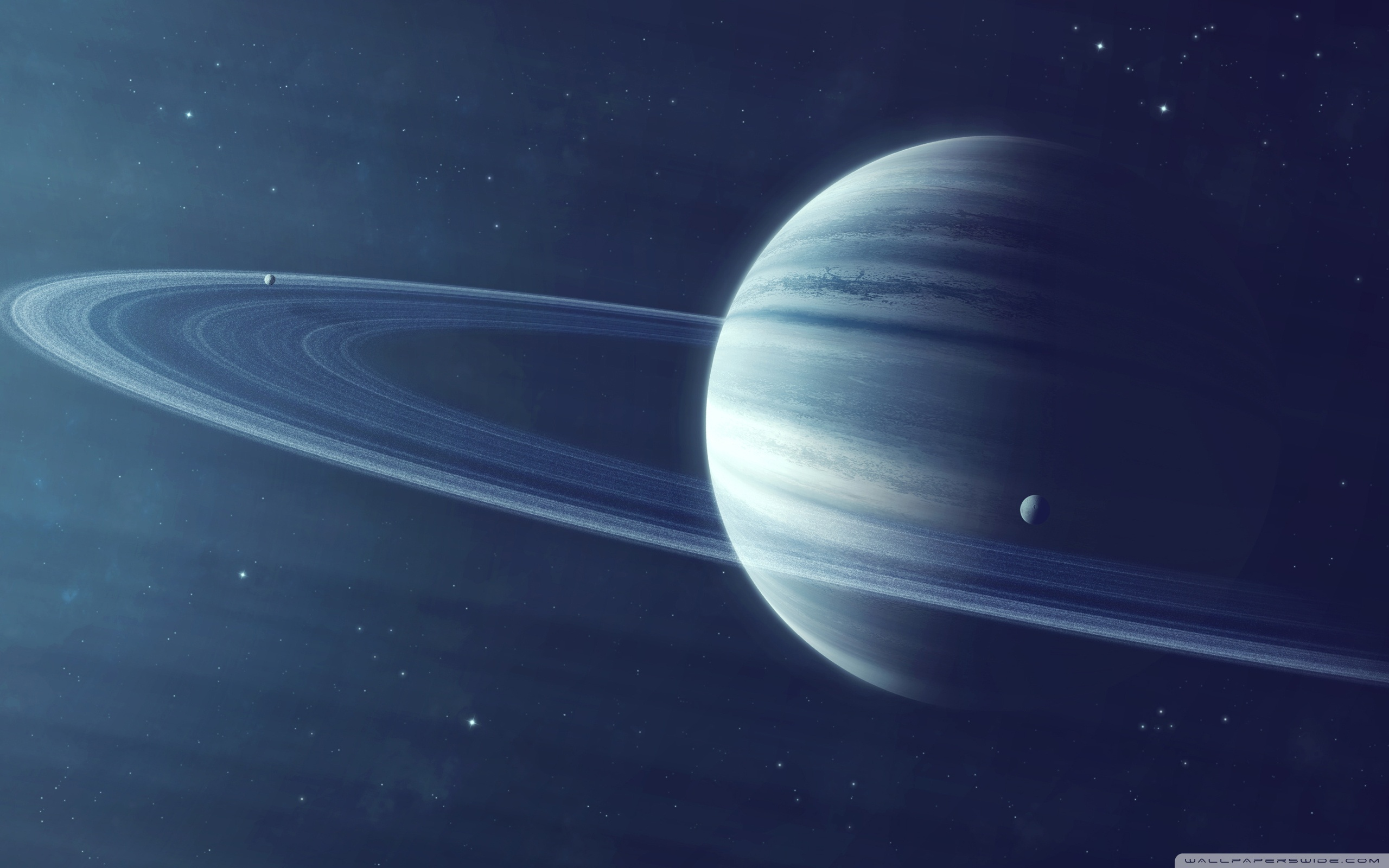 2560x1600 - Planetary Ring Wallpapers 3