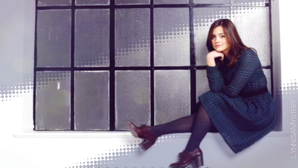 1024x578 - Jenna-Louise Coleman Wallpapers 2
