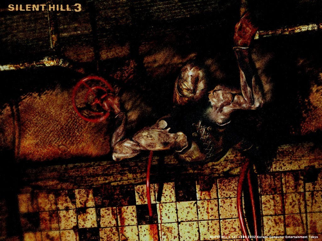 1024x768 - Silent Hill HD Wallpapers 27