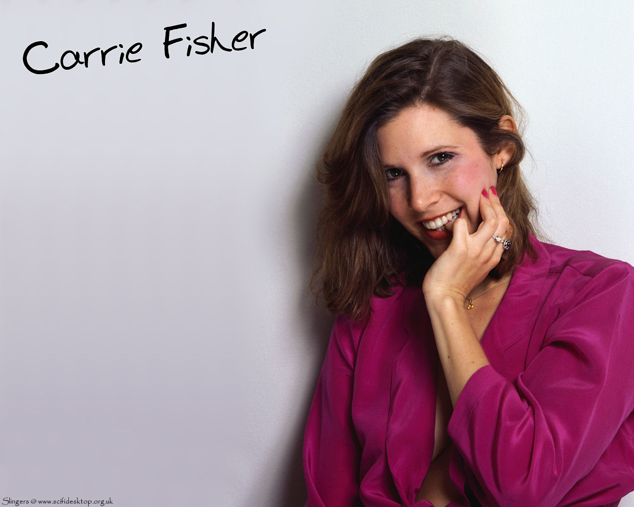 1280x1024 - Carrie Fisher Wallpapers 1