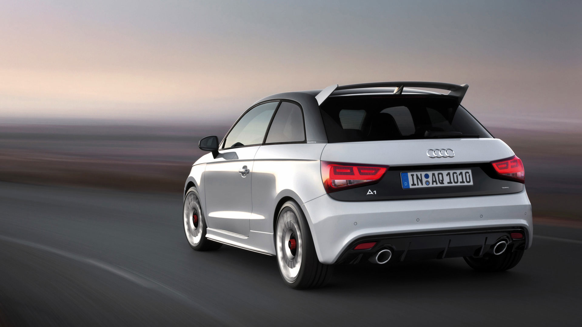 1920x1080 - Audi A1 Wallpapers 1
