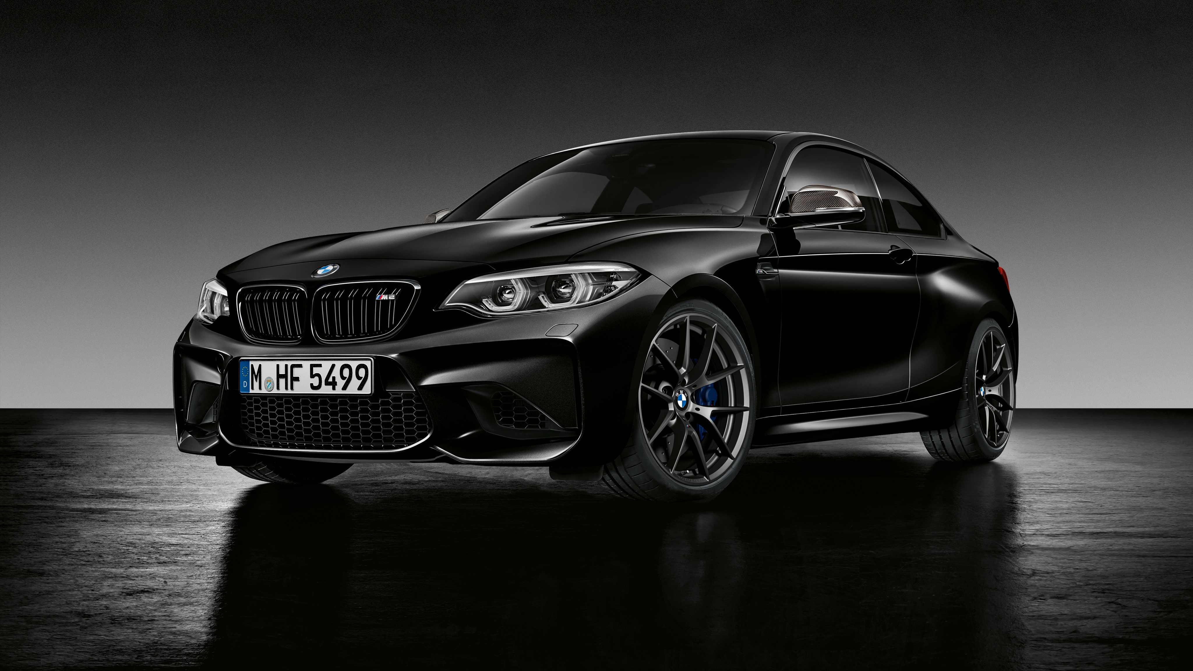 4096x2304 - BMW M2 Coupe Wallpapers 11