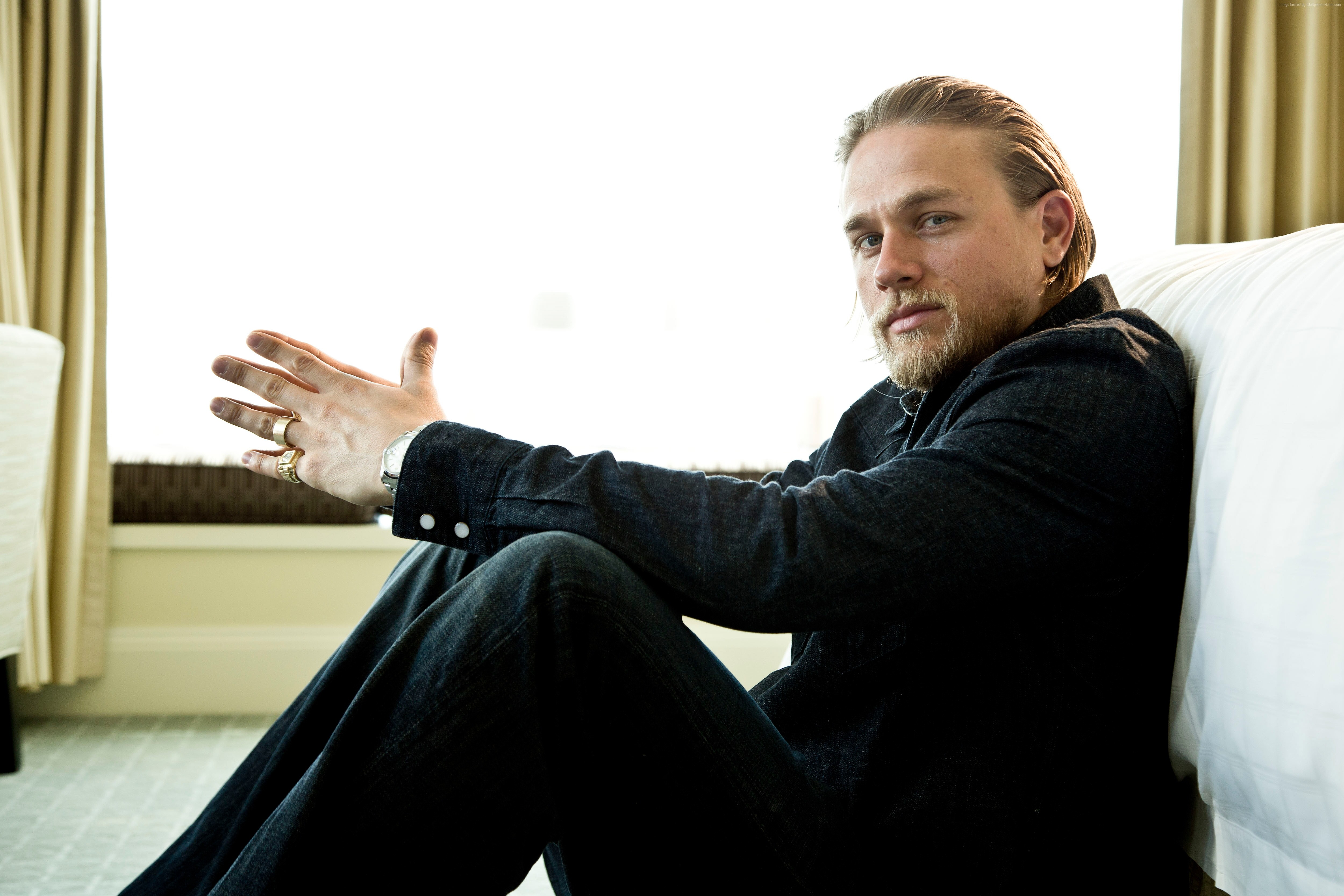 5000x3333 - Charlie Hunnam Wallpapers 11