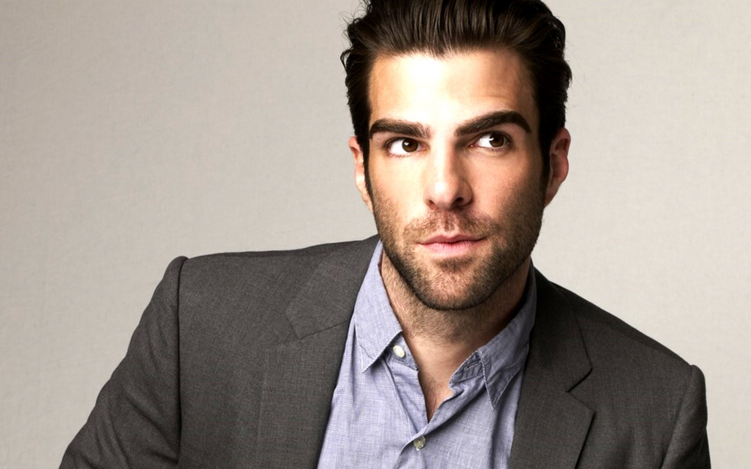 2560x1600 - Zachary Quinto Wallpapers 11