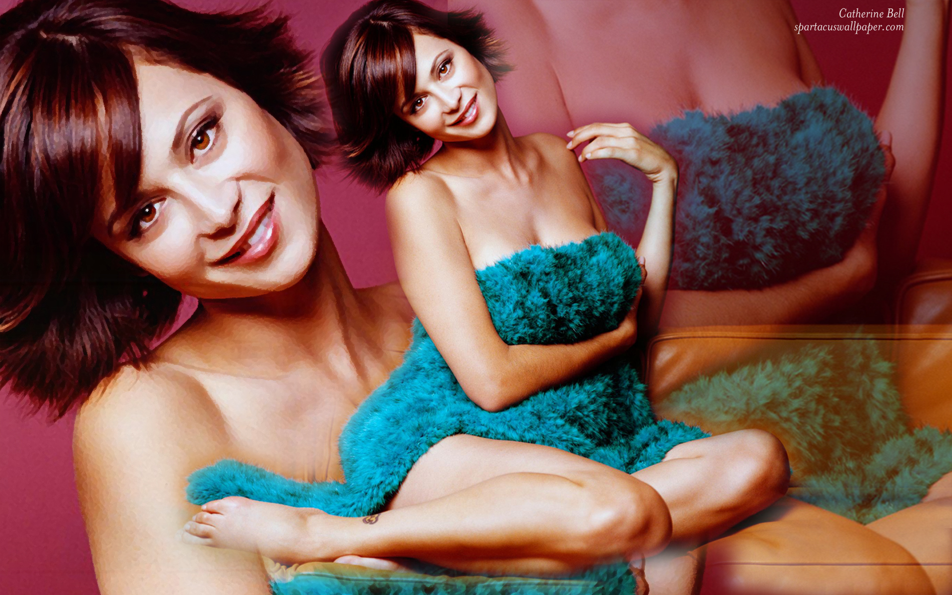 1920x1200 - Catherine Bell Wallpapers 3