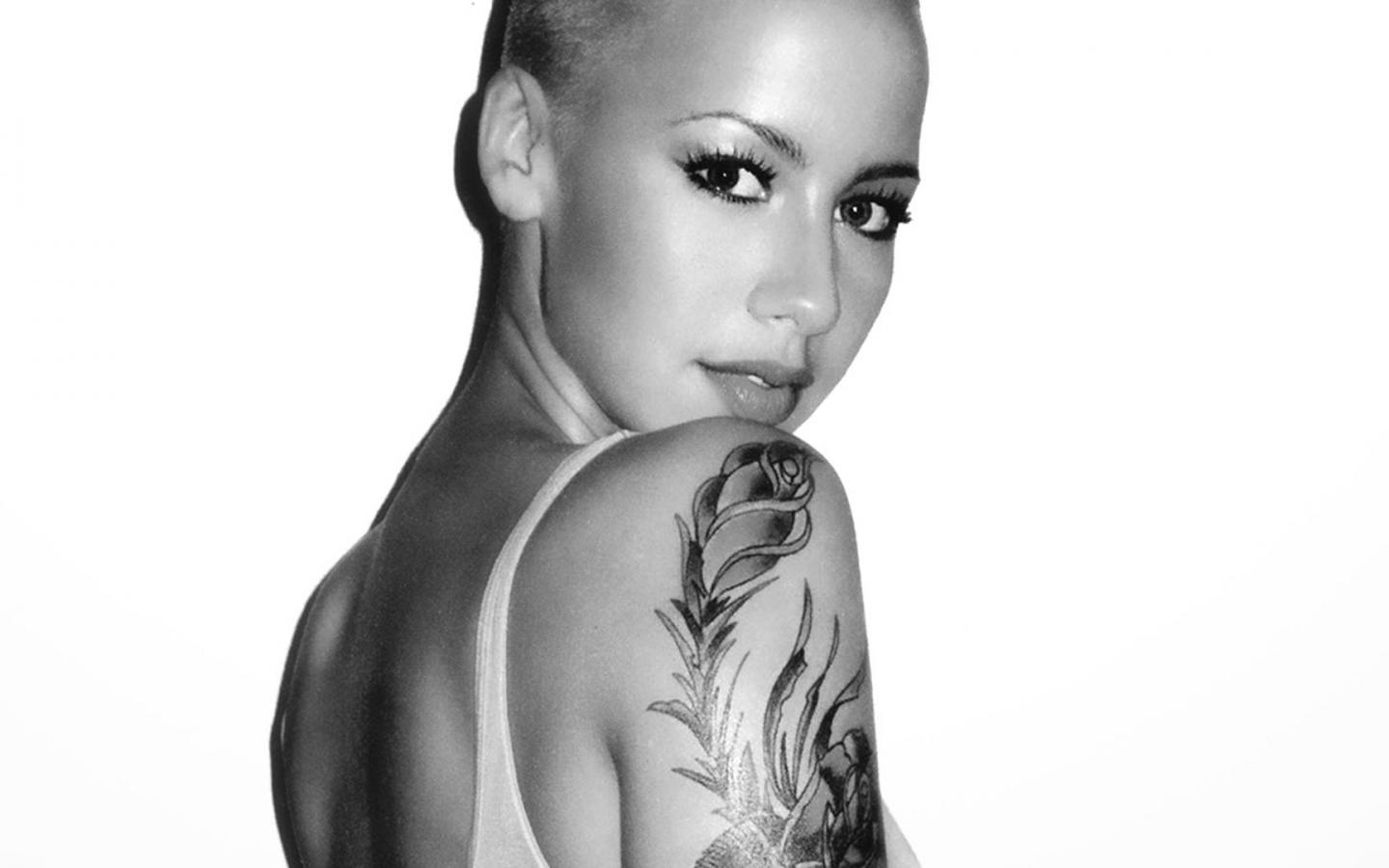 1440x900 - Amber Rose Wallpapers 33