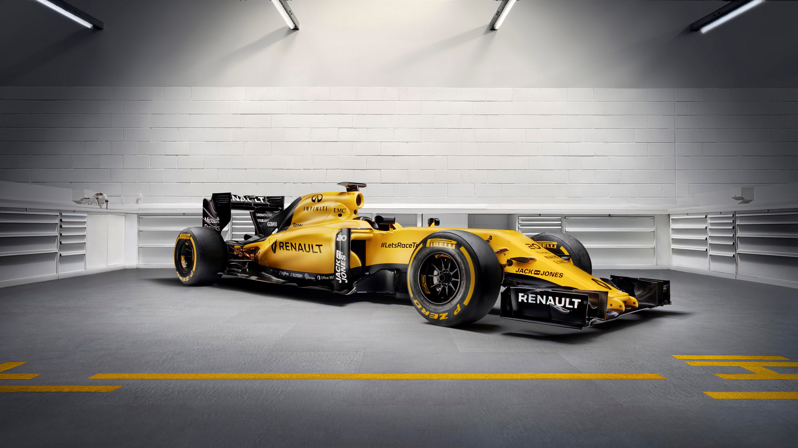 2560x1440 - F1 Wallpapers 20