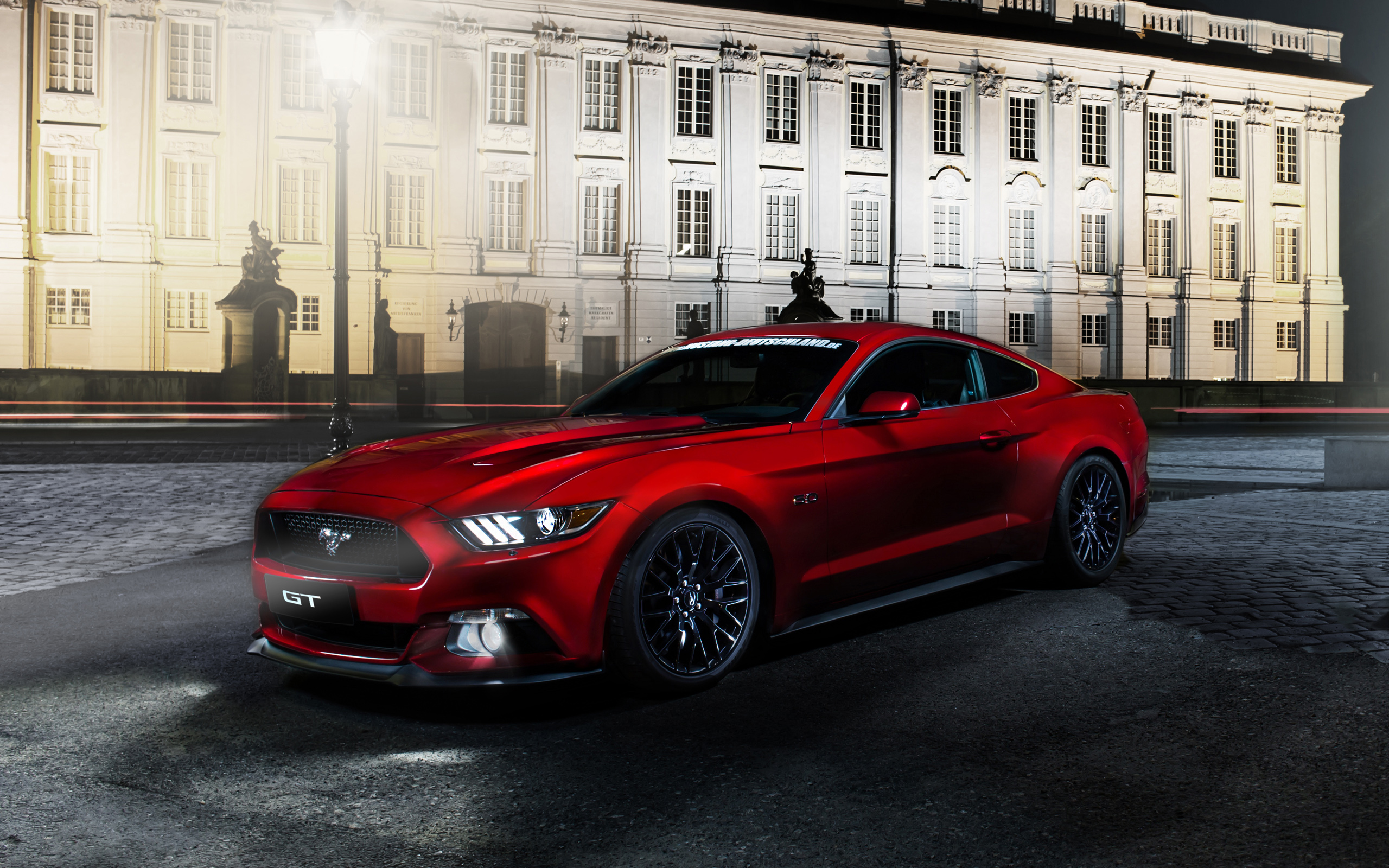 2560x1600 - Ford Mustang GT500 Wallpapers 23