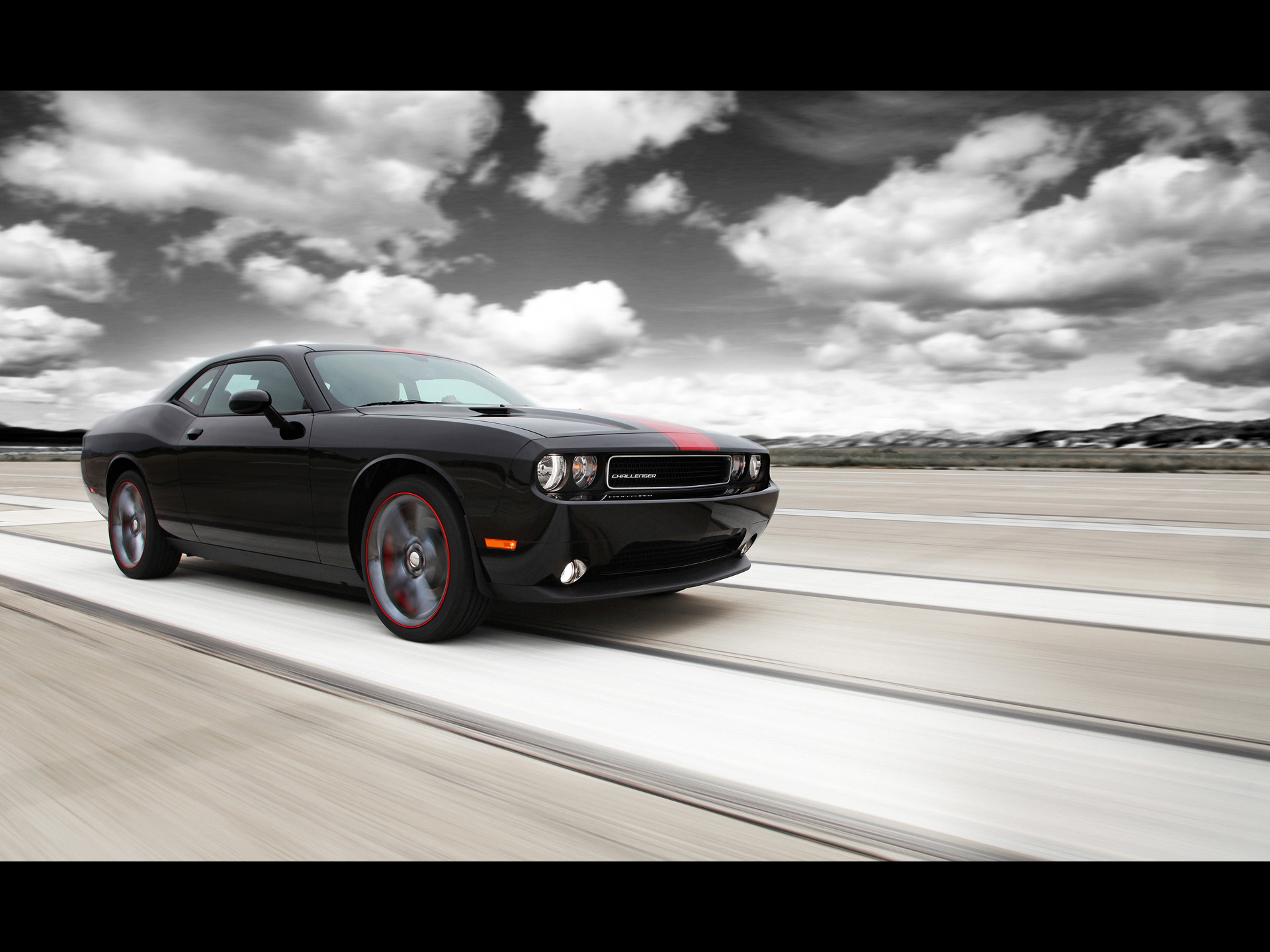 1920x1440 - Dodge Challenger Rallye Wallpapers 28