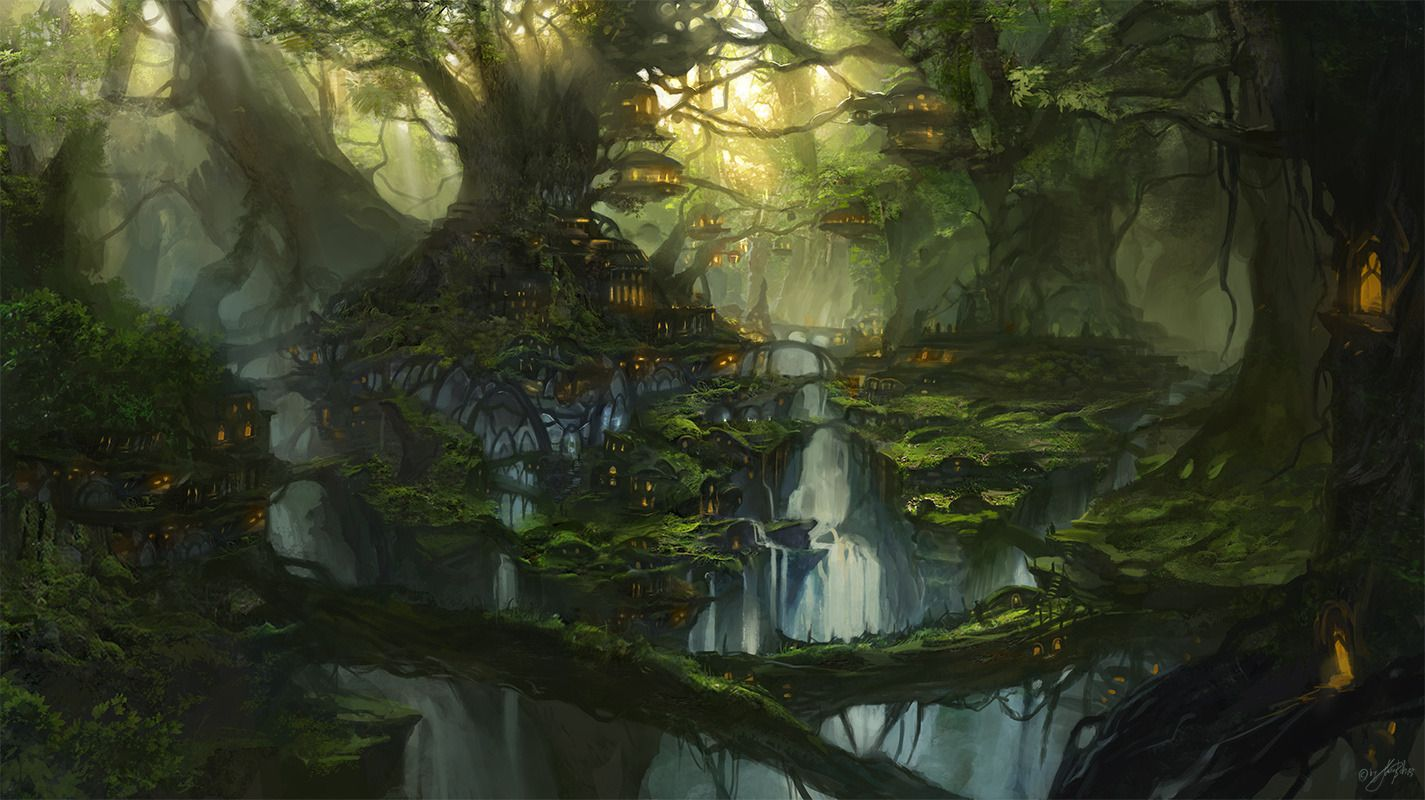 1425x800 - Elven Forest 16