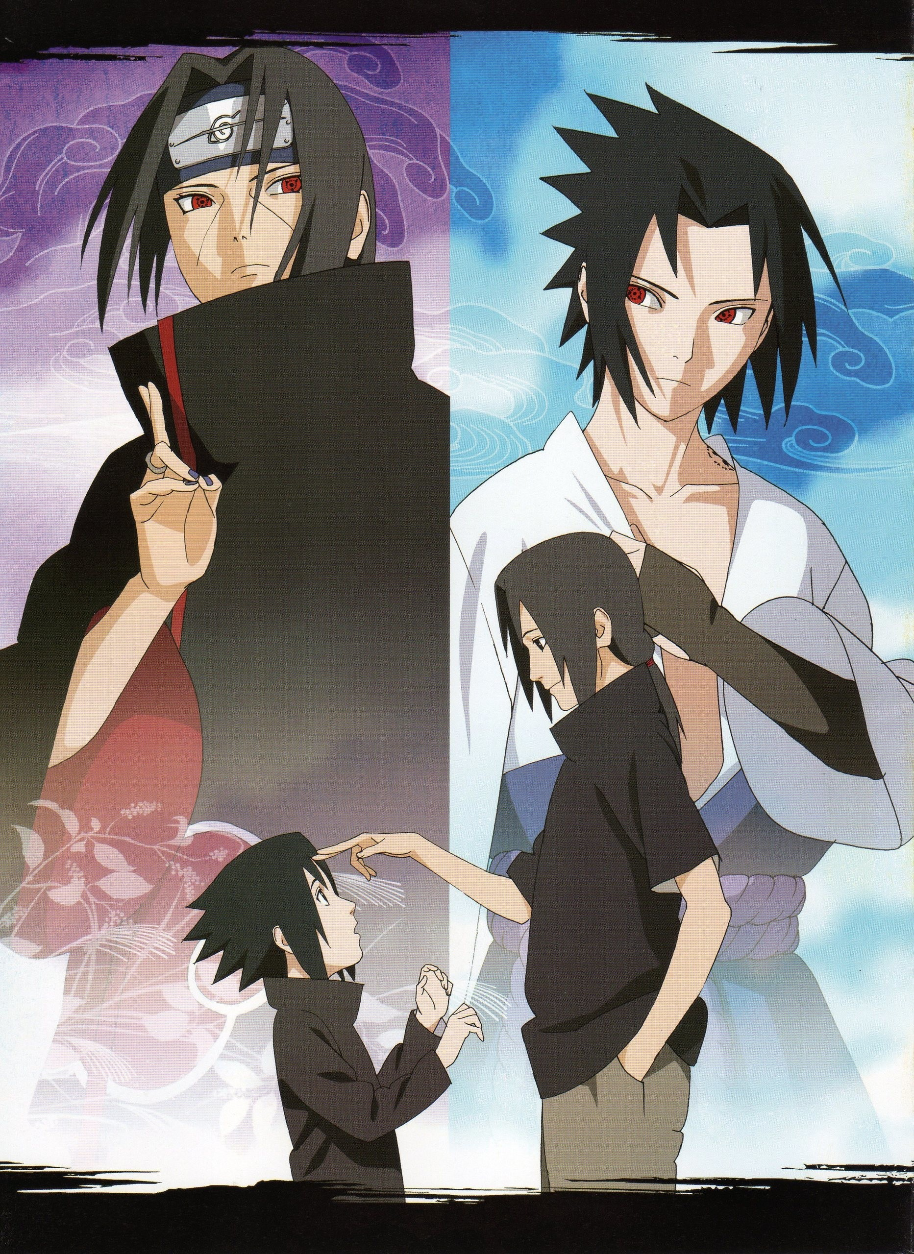 Sasuke And Itachi Wallpaper Hd 54 Images Dodowallpaper