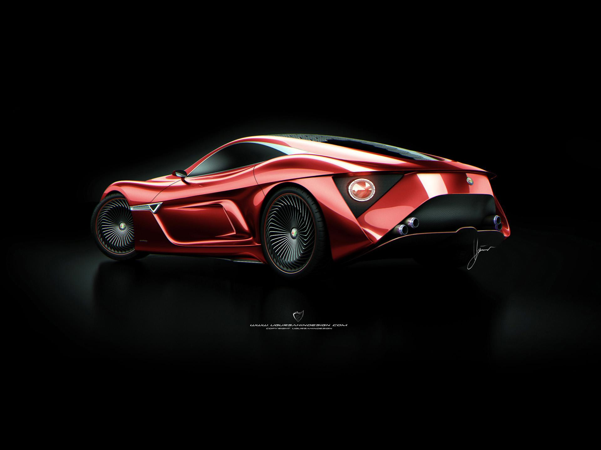 1920x1440 - Alfa Romeo 12C GTS Wallpapers 19