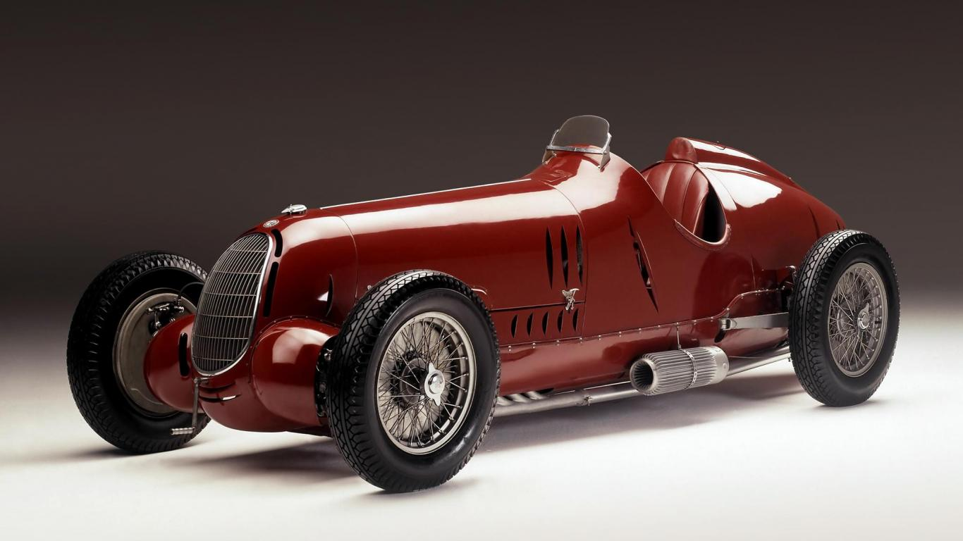 1366x768 - Alfa Romeo 12C GTS Wallpapers 35