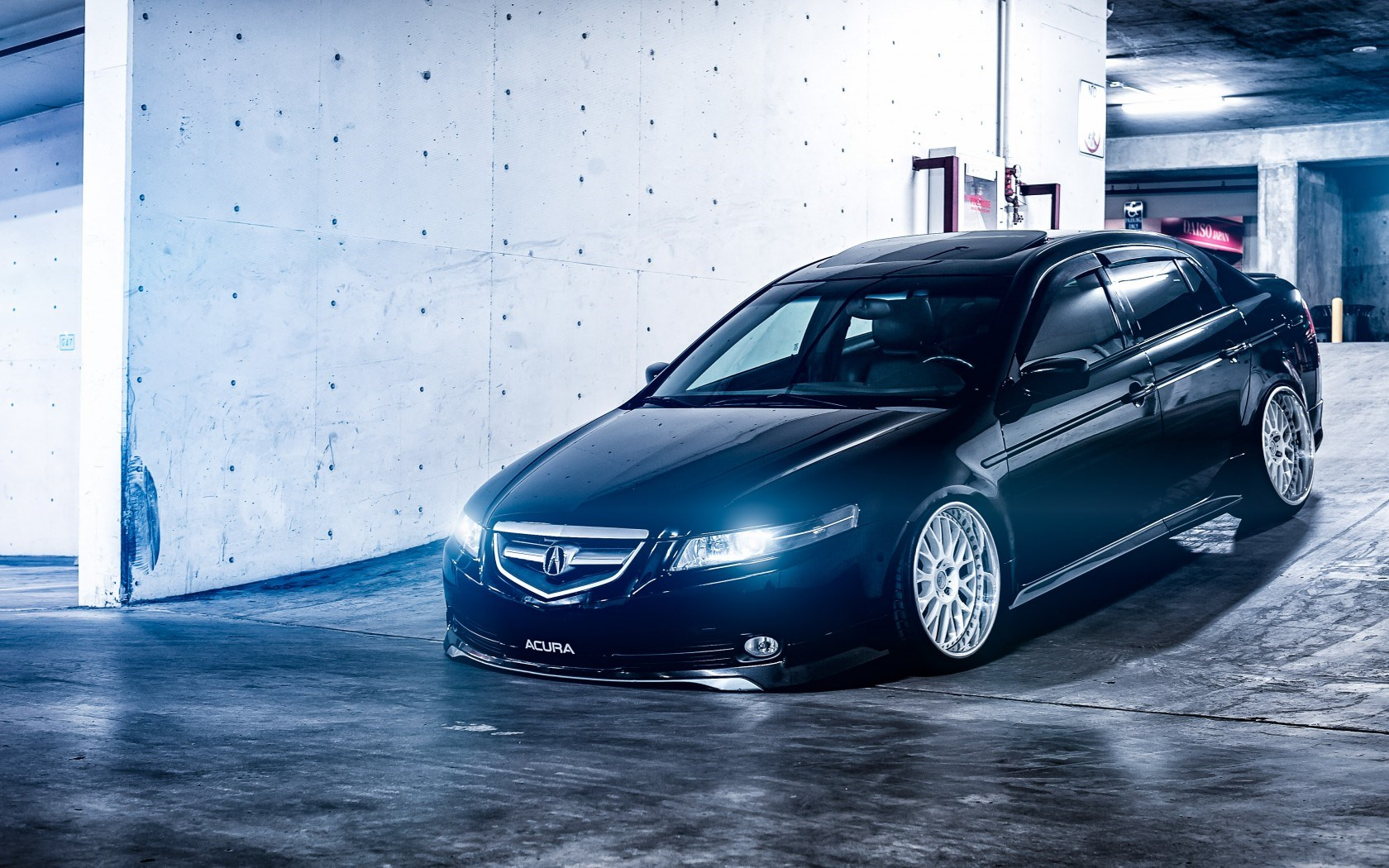 1680x1050 - Acura TSX Wallpapers 6