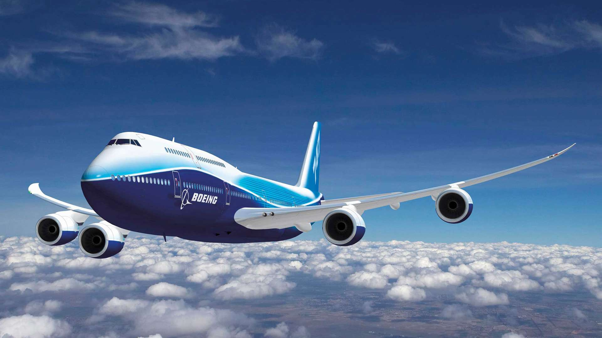 1920x1080 - Boeing 747 Wallpapers 12