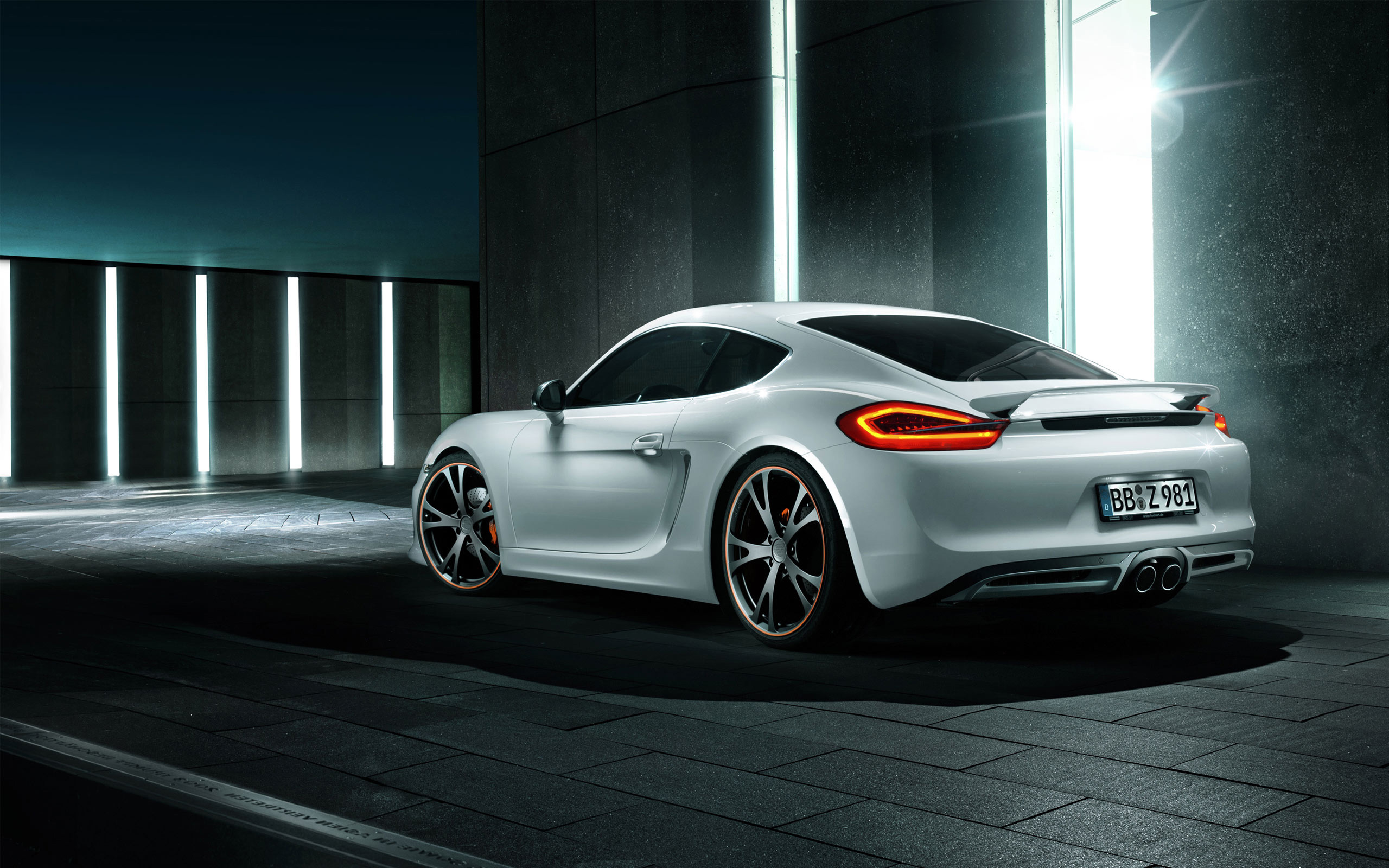 2560x1600 - Porsche Cayman Wallpapers 2