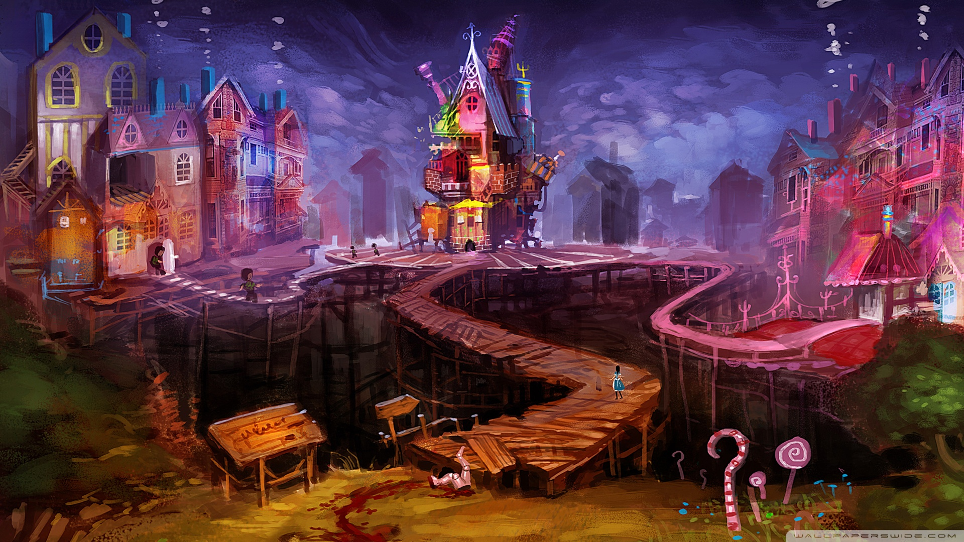 Alice Madness Returns Hd Wallpapers 36 Images