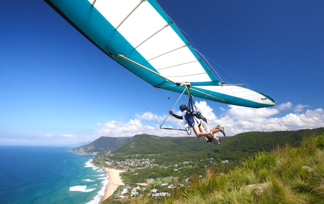 1113x700 - Hang Gliding Wallpapers 10