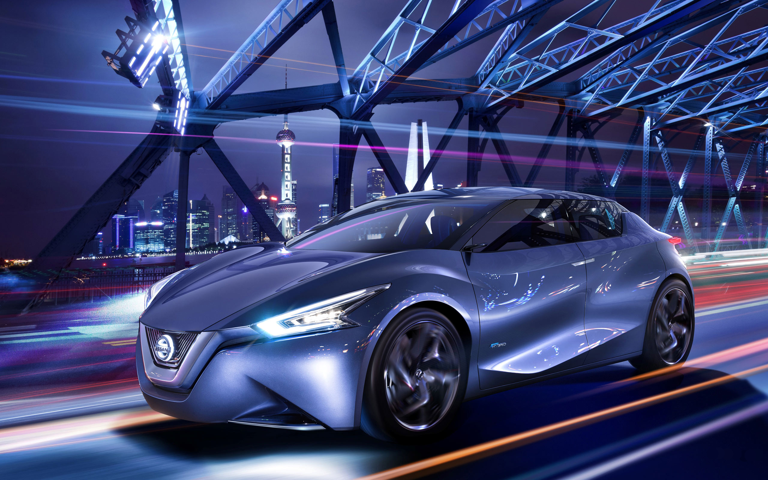 2560x1600 - Nissan Concept Wallpapers 10
