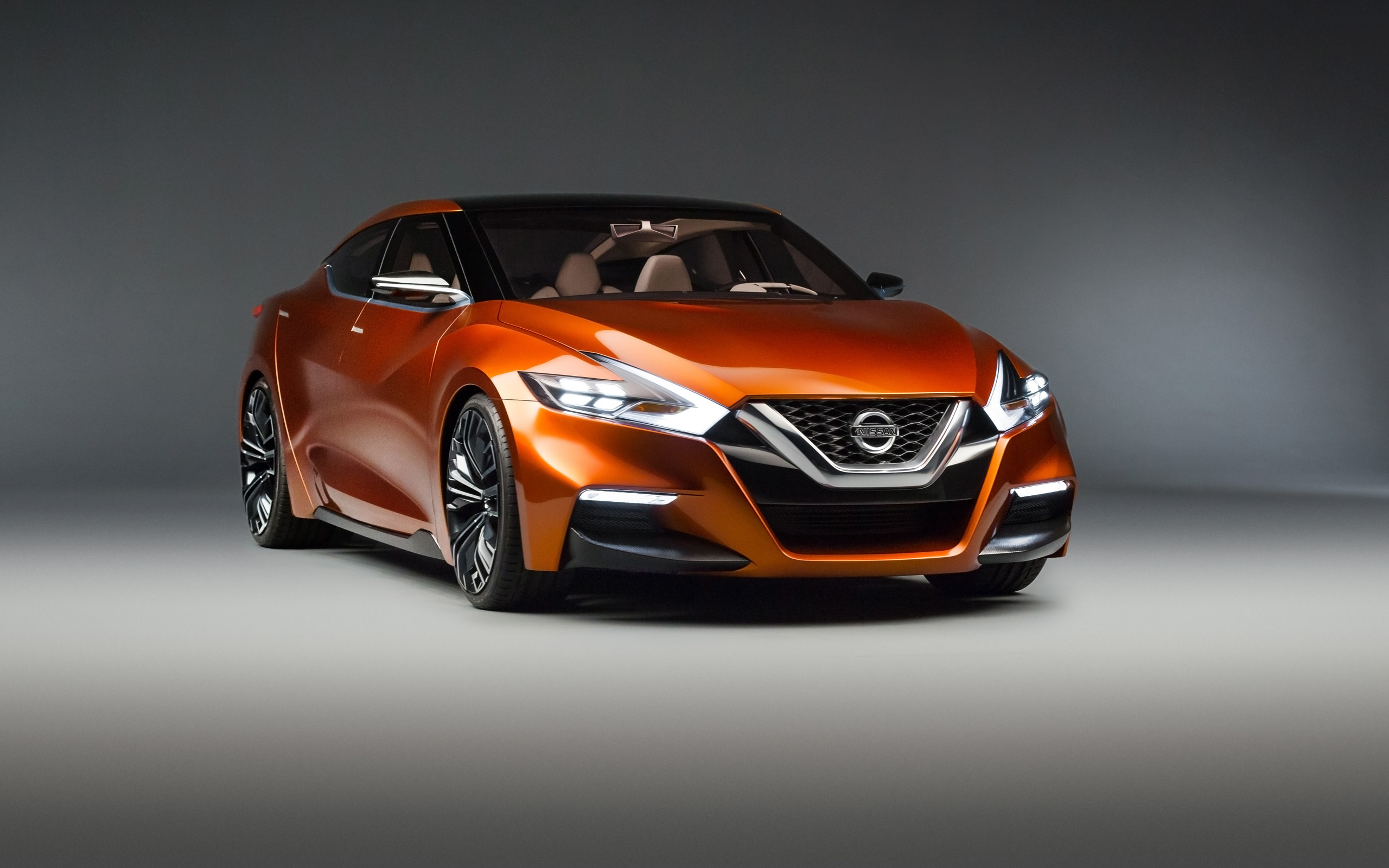 2560x1600 - Nissan Concept Wallpapers 9