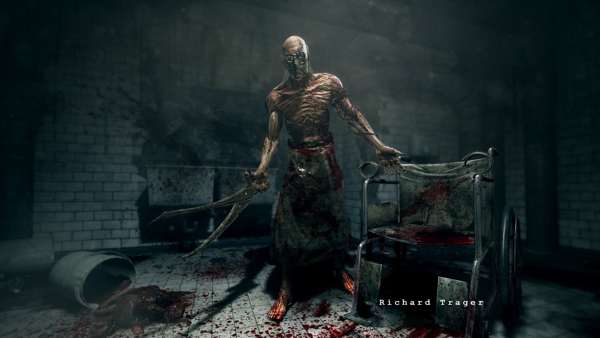 1920x1080 - Outlast HD Wallpapers 2