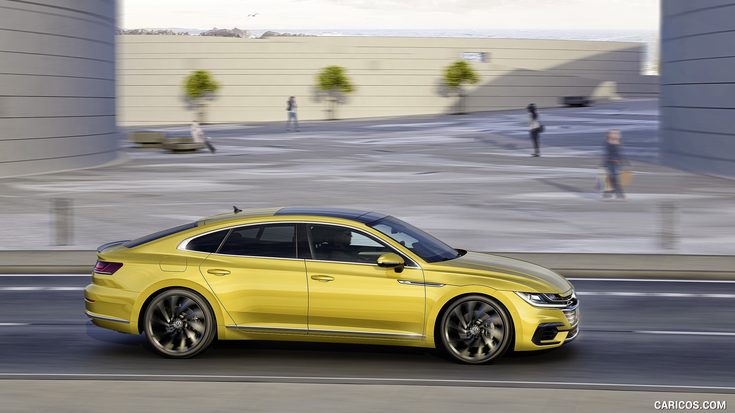 2560x1440 - Volkswagen Arteon Wallpapers 2