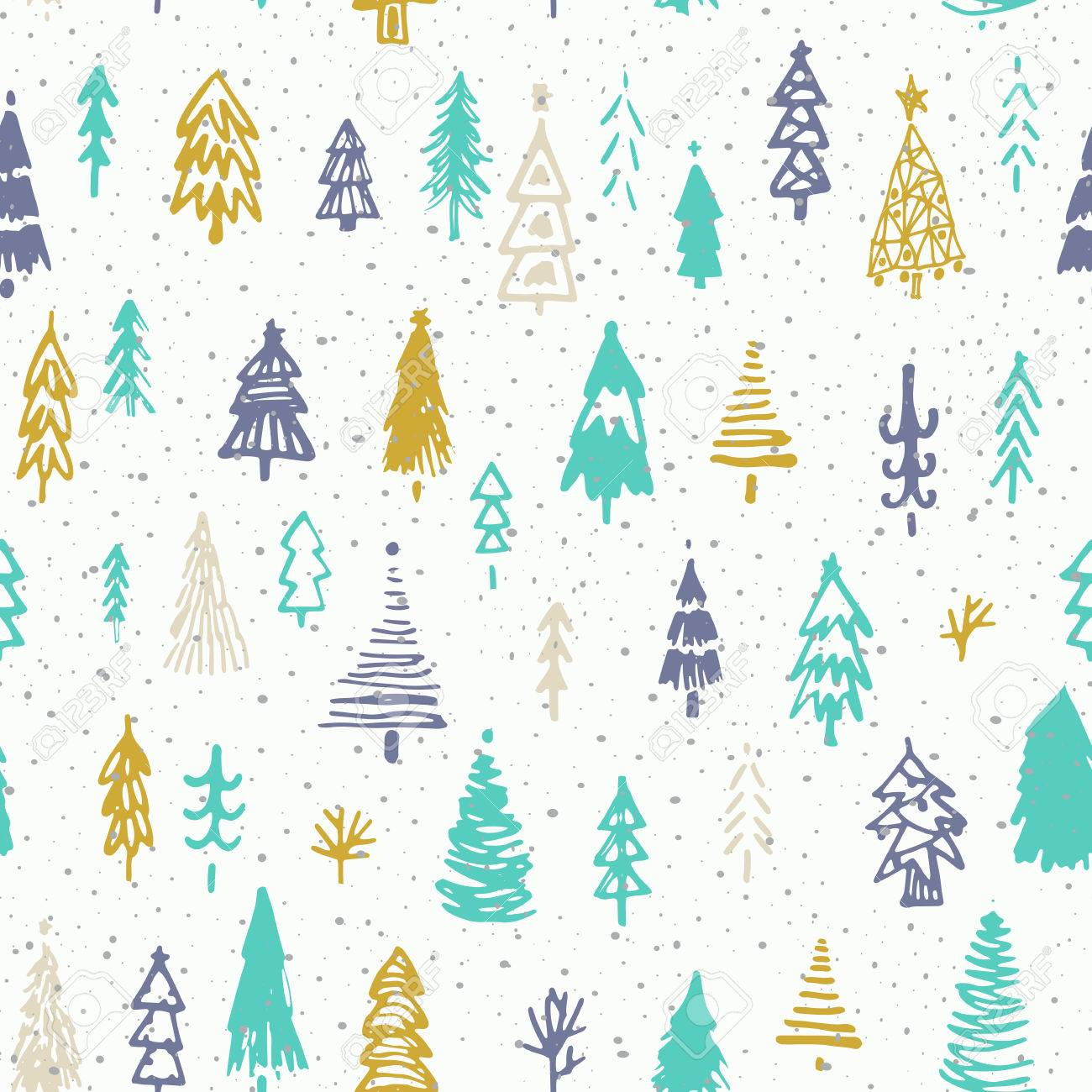 1300x1300 - Christmas Trees Backgrounds 27