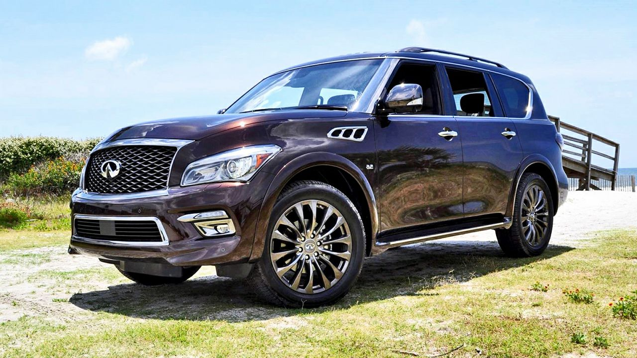 1280x720 - Infiniti QX80 Wallpapers 20