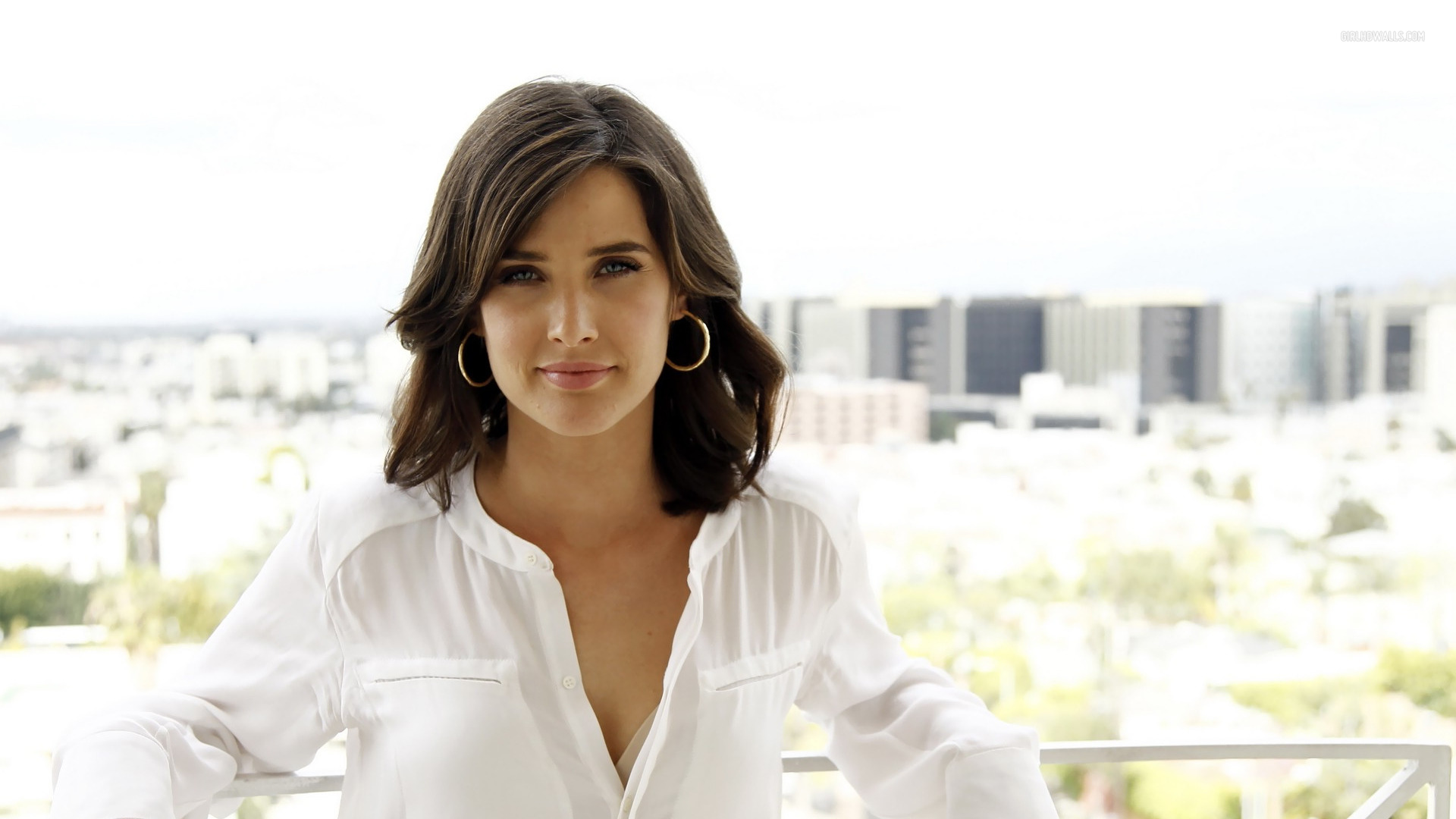 1920x1080 - Cobie Smulders Wallpapers 24
