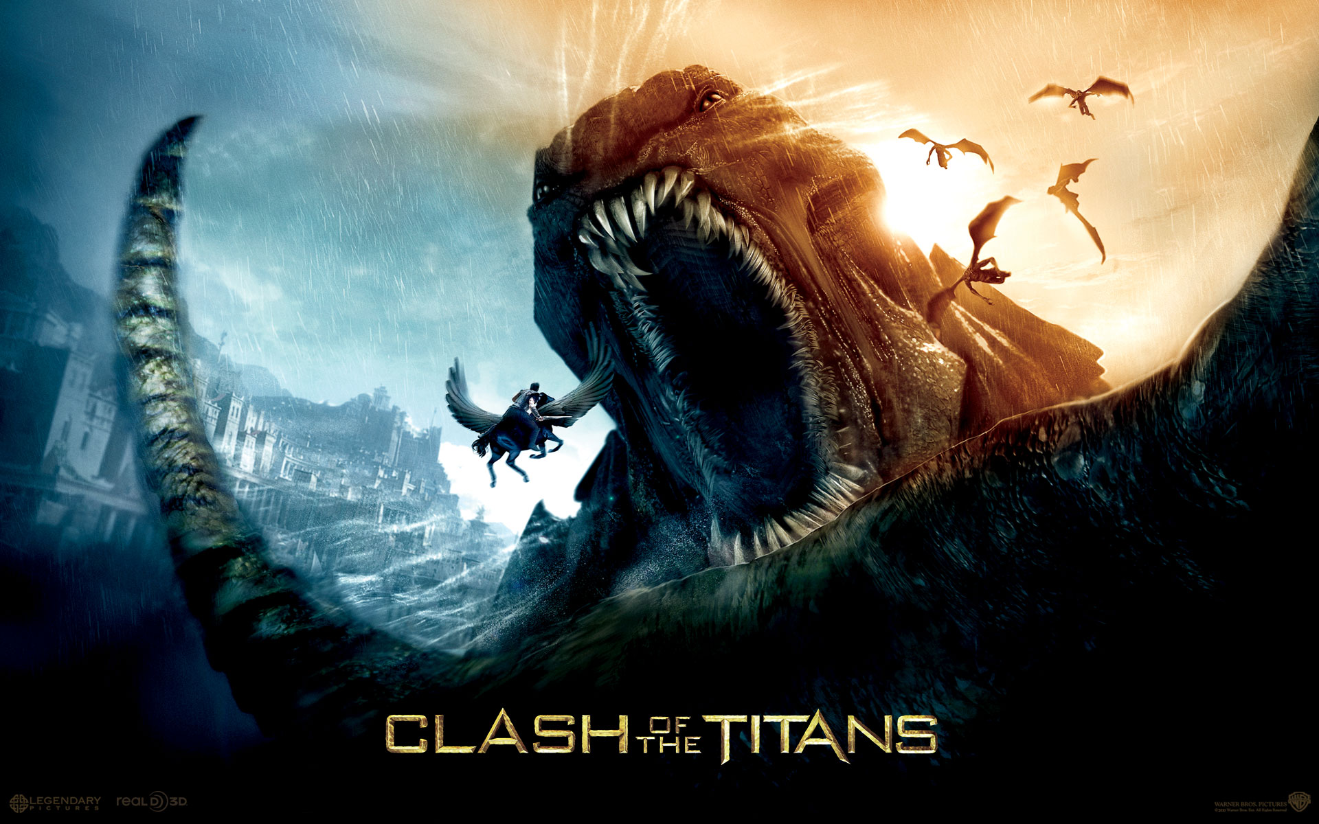 1920x1200 - Clash Of The Titans (2010) Wallpapers 8