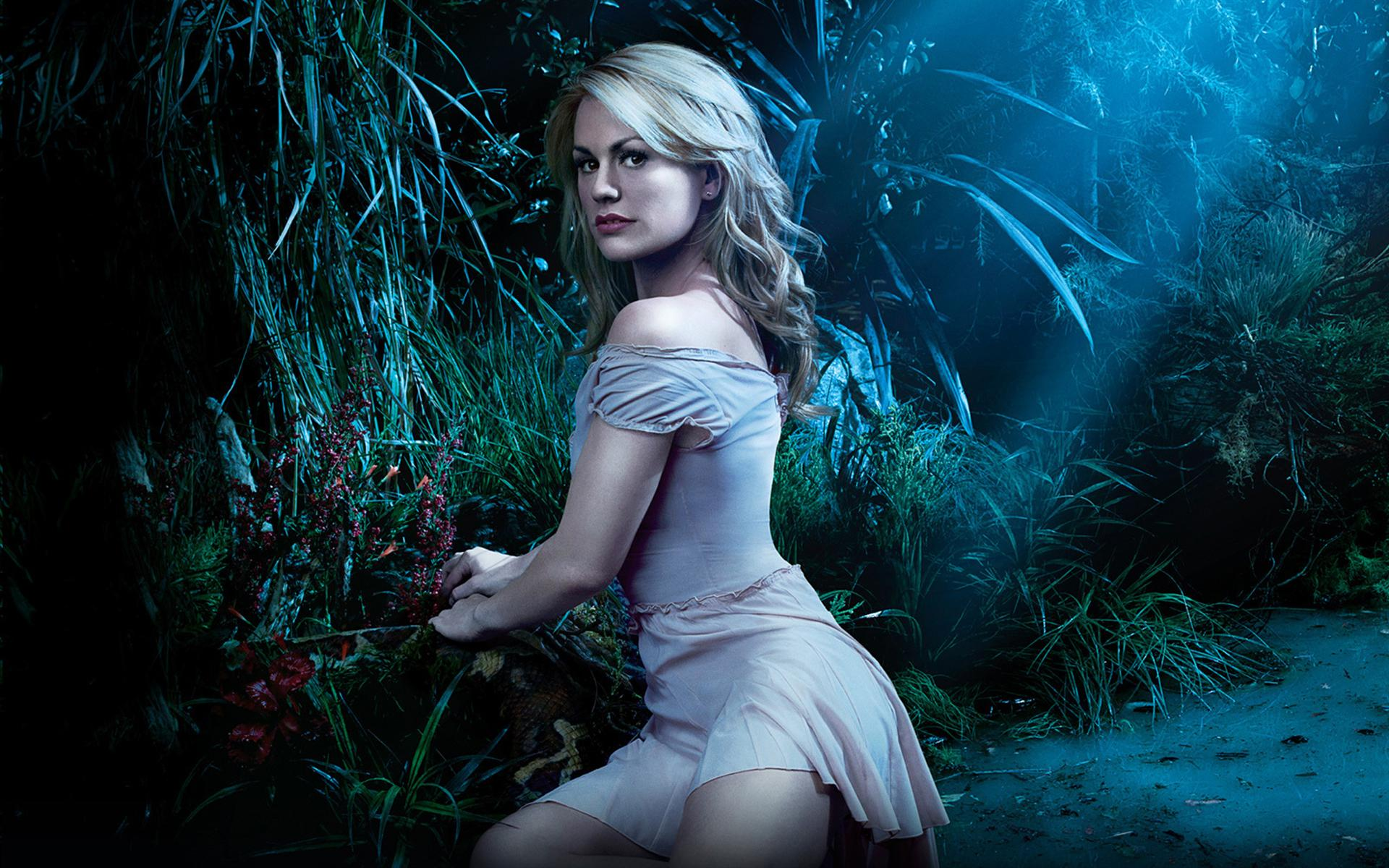1920x1200 - Anna Paquin Wallpapers 12