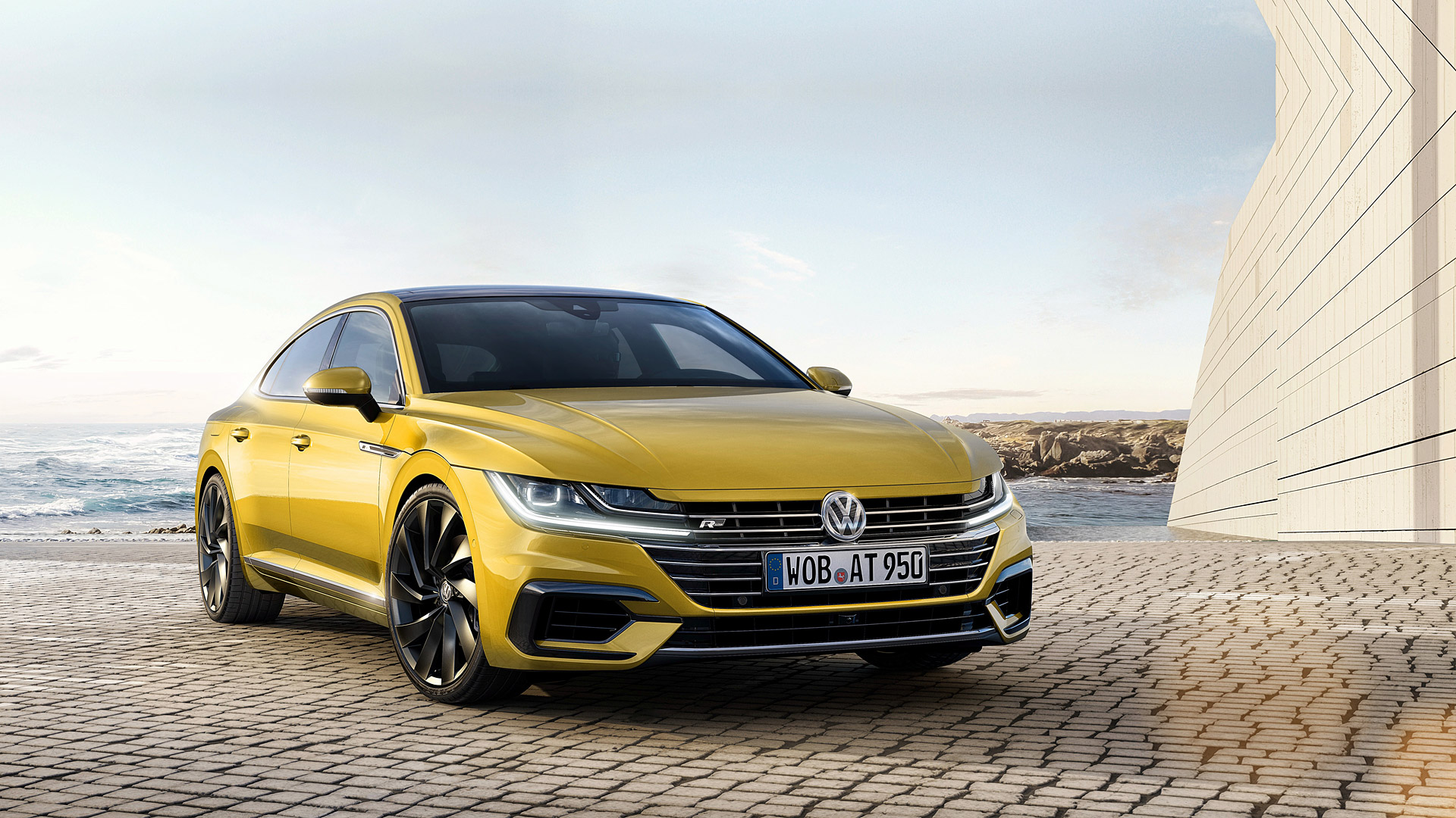 1920x1080 - Volkswagen Arteon Wallpapers 28
