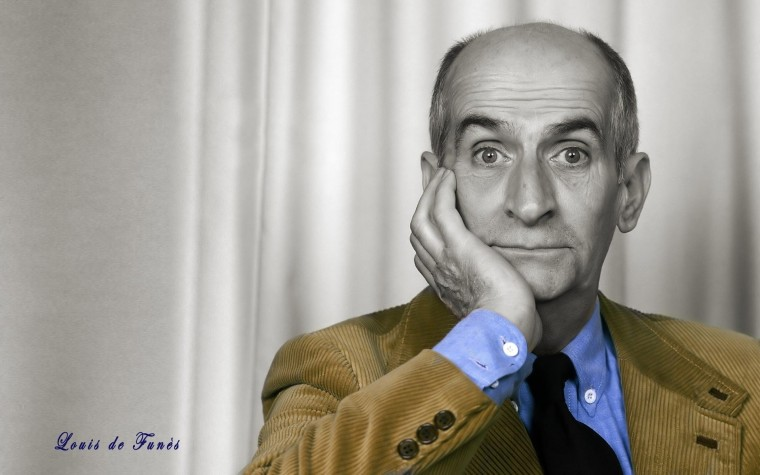 Louis De Funes Wallpapers