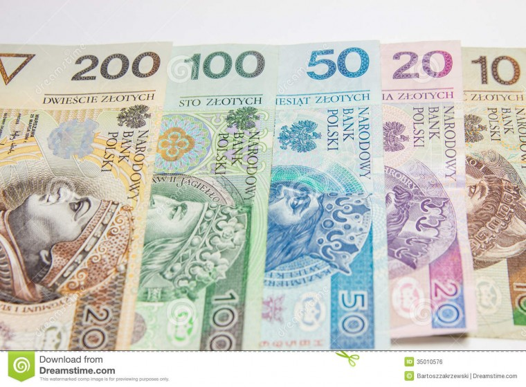 Polish Zloty Wallpapers