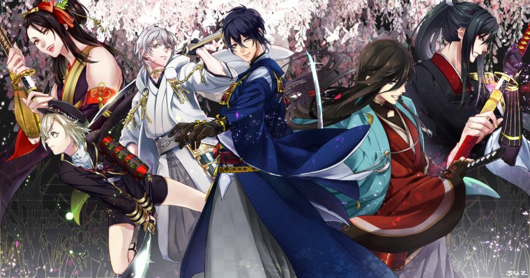 Touken Ranbu HD Wallpapers