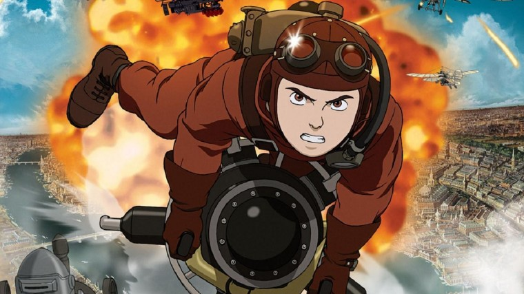 Steamboy Wallpapers