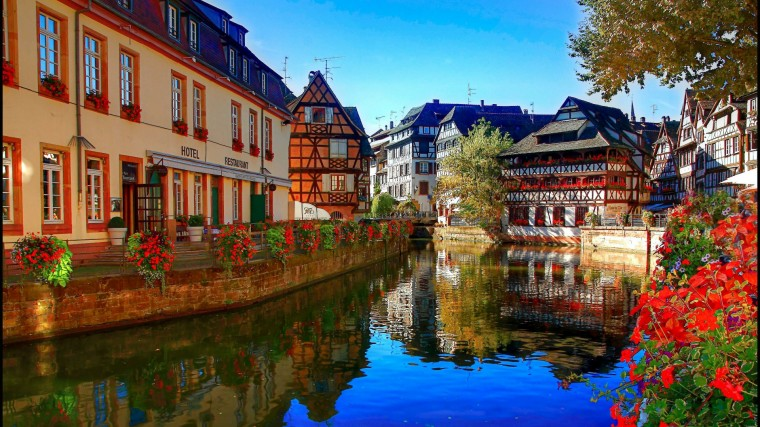 Strasbourg Wallpapers